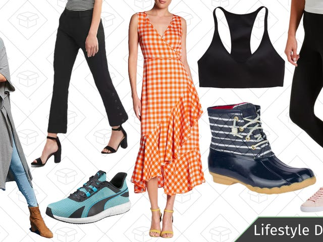 Wednesday's Best Lifestyle Deals: Sperry, GAP, Anthropologie, PUMA, Aerie, and More
