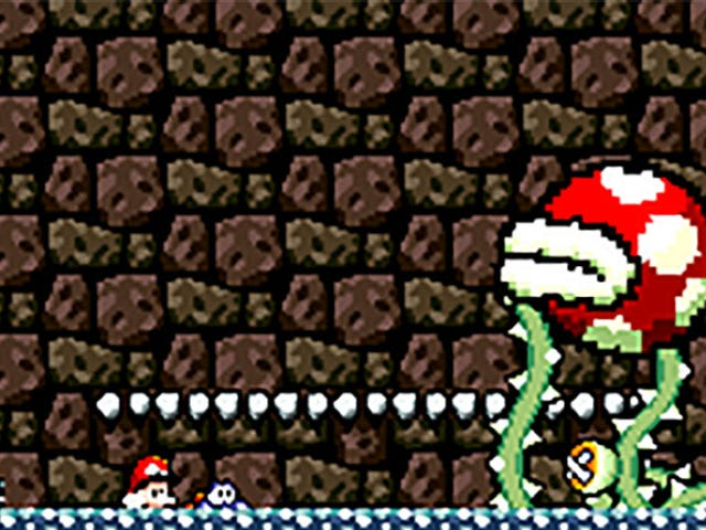 Yoshi's Island Glitch Causes 25-Minute Pause