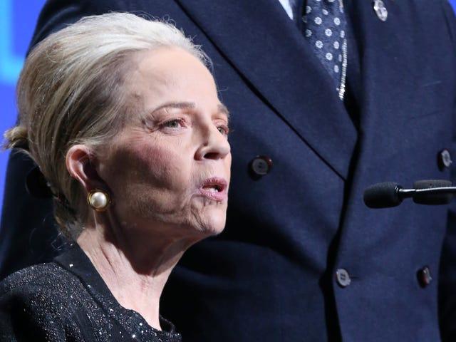 Peggy Wallace Kennedy muốn có một di sản trung thực cho gia đình cô
