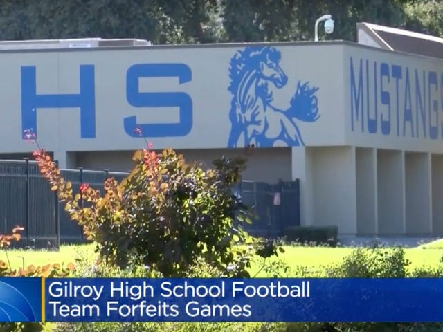 California HS Cancels Football Season After Four Players Cited For Sexual Battery Of Teammate