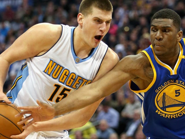 The Warriors Were No Match For The Mighty Nuggets' Historic Three-Point Barrage