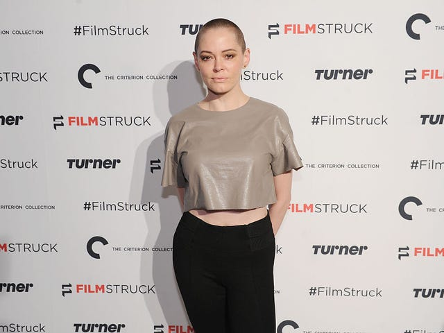 #SolidarityIsForWhiteWomen, Part 2: On Rose McGowan and the Continued Failure of White Feminism