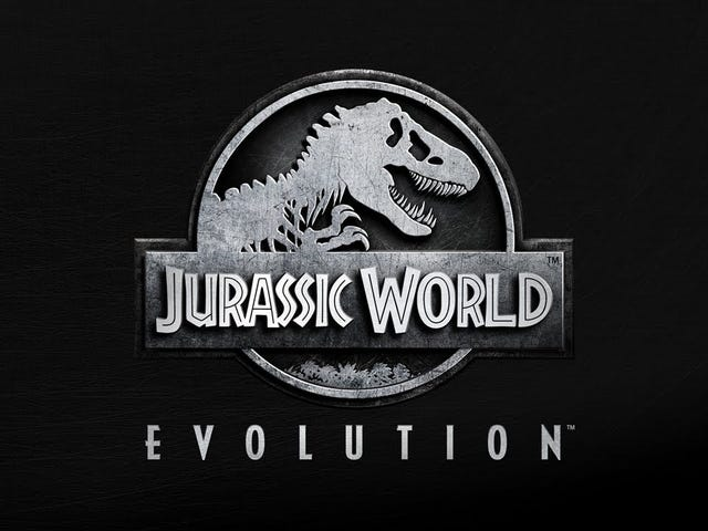 <i>Jurassic World Evolution</i> est un jeu de parc thématique en 2018