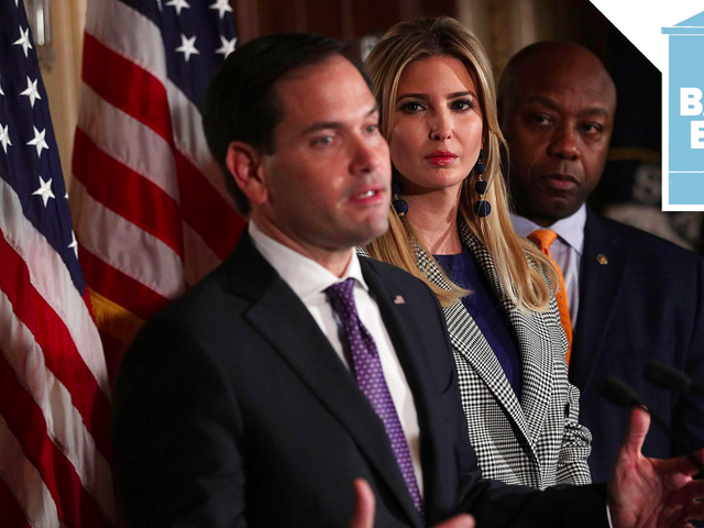 Marco Rubio Wants You to Fuck With Your Retirement If You Want Paid Family Leave