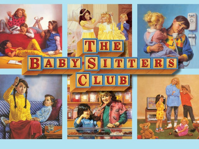 Netflix Is Rebooting The Baby-Sitters Club but You Should Read the Books Instead