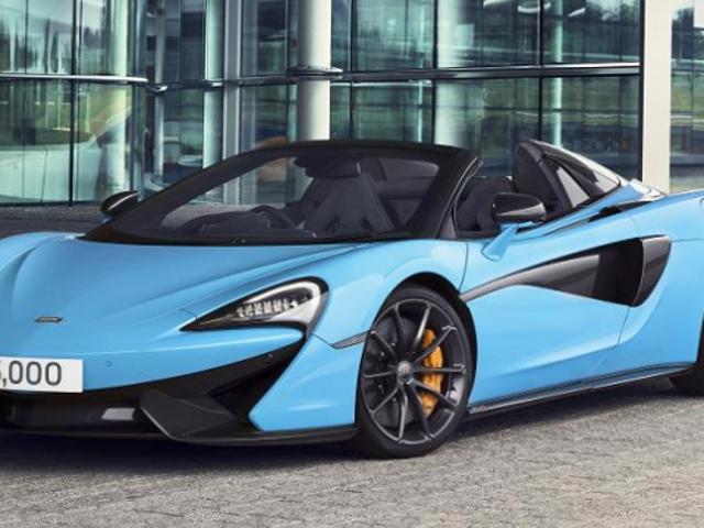 McLaren #15,000