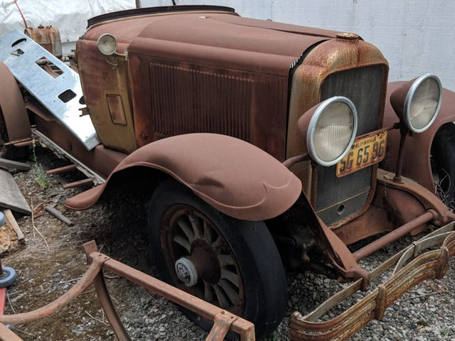 An Old Buick
