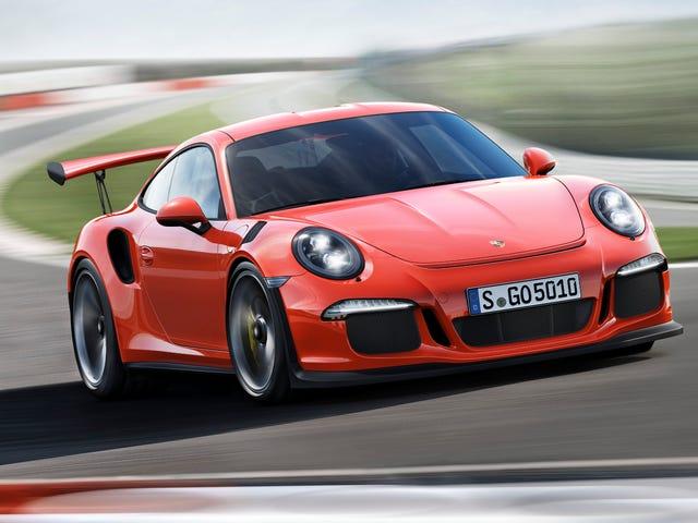 Den neste Porsche 911 GT3 RS vil sannsynligvis ikke få en manuell og det er dumt