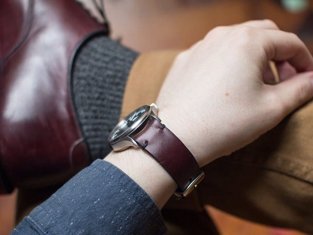 Fall in Love with Your Favorite Watch Again with a Worn & Wound Strap