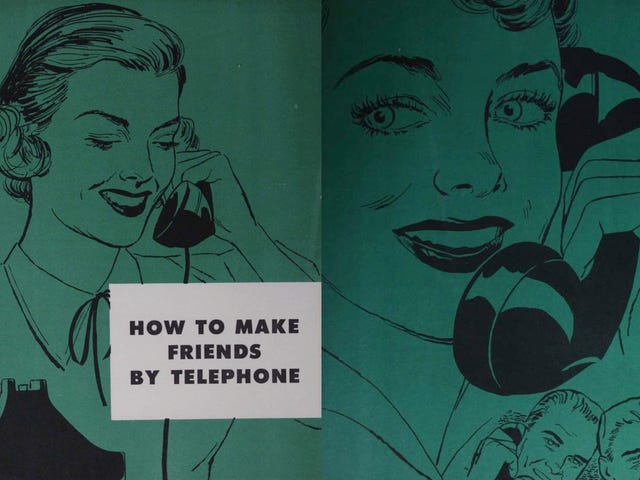 The 1950s Guide to Proper Telephone Etiquette