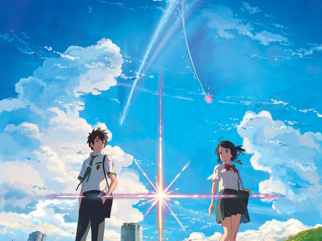 Your Name (go watch it!)