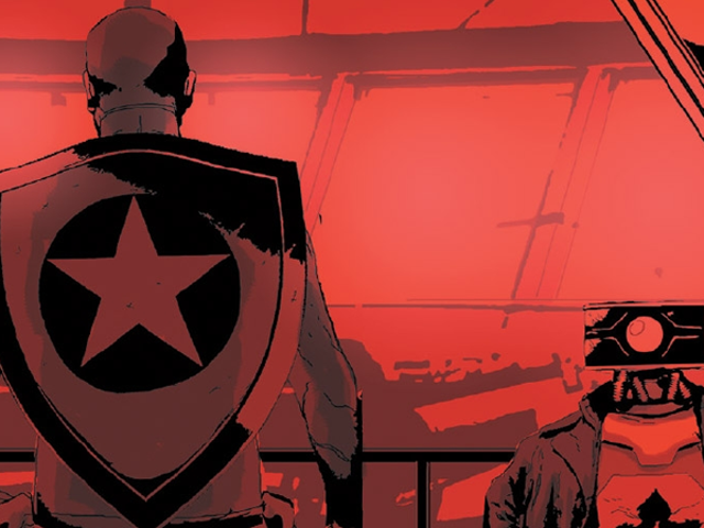 Steve Rogers Reveals a Shocking Secret Weapon in the Newest Issue of Secret Empire