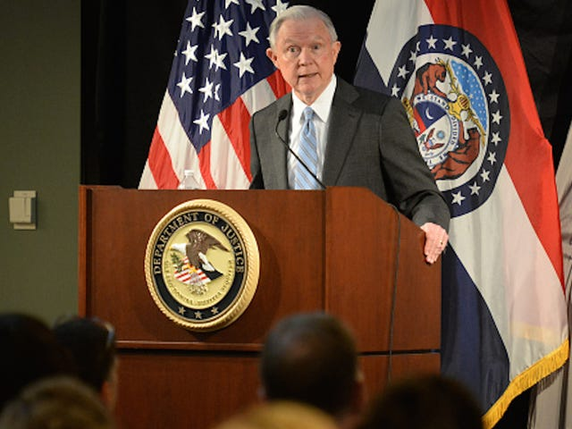 Attorney General Jeff Sessions Calls for 'Proactive Policing' in Op-Ed