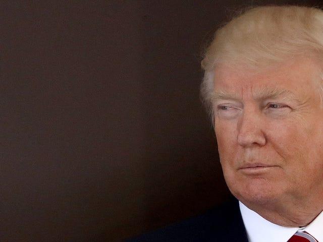 Tjenestemenn sier Classified Intel Trump Delt med Russland kom fra Israel