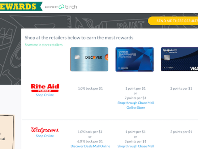Find the Best Place to Buy School Supplies, Based on Your Credit Card Rewards