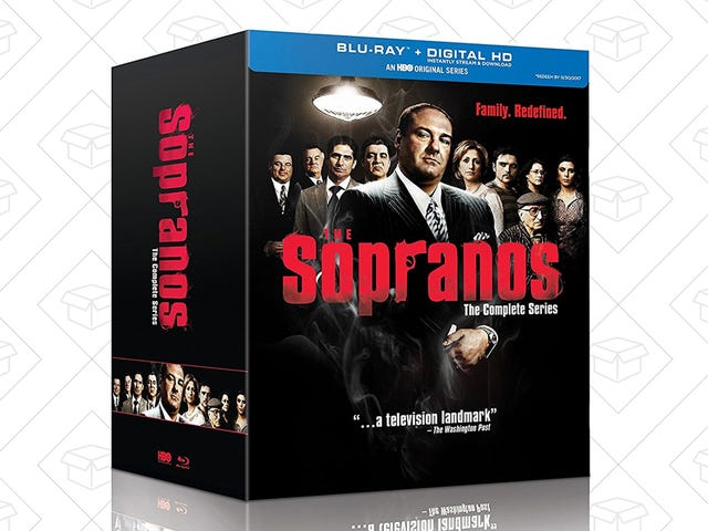 An Offer You Can't Refuse: The Complete Sopranos Blu-ray for $50