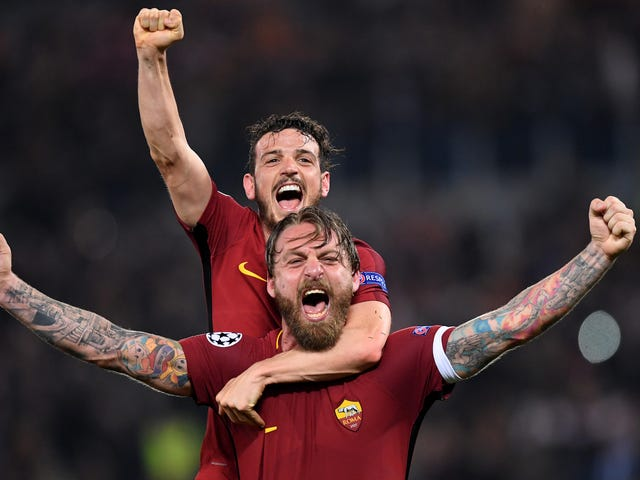 Roma Shock The World, Stage Massive Comeback To Beat Barcelona