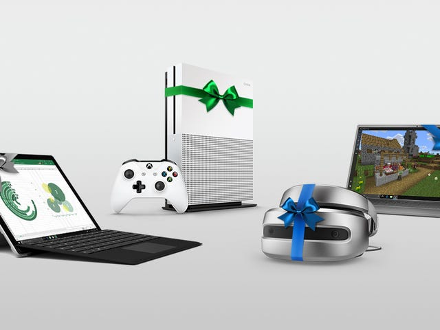 All the Best Deals from Microsoft's Black Friday Discounts