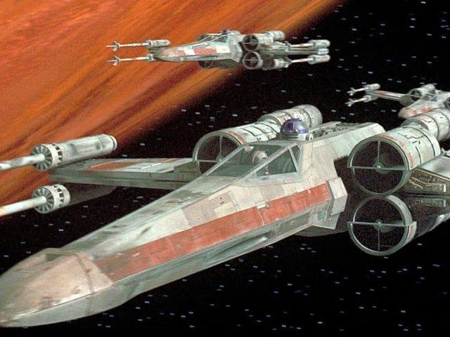 एक्स-विंग्स अंत में <i>Star Wars Rebels</i> के पिछले सीज़न में विद्रोह के शस्त्रागार में प्रवेश करेंगे