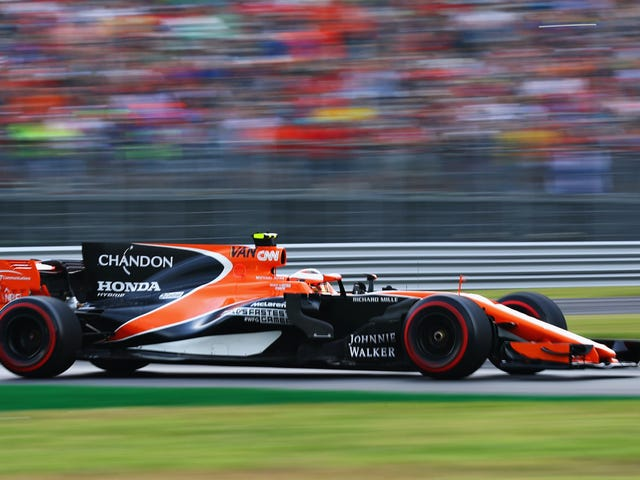 Formula One's Never-Ending Grid Penalties Need To Stop