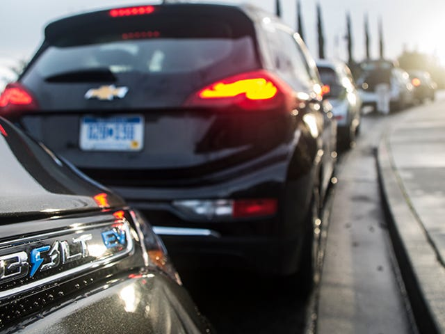 ผู้บริหารทรัมป์สามารถฆ่ากฎที่ทำให้แน่ใจว่าคุณได้ยินรถยนต์ไฟฟ้า