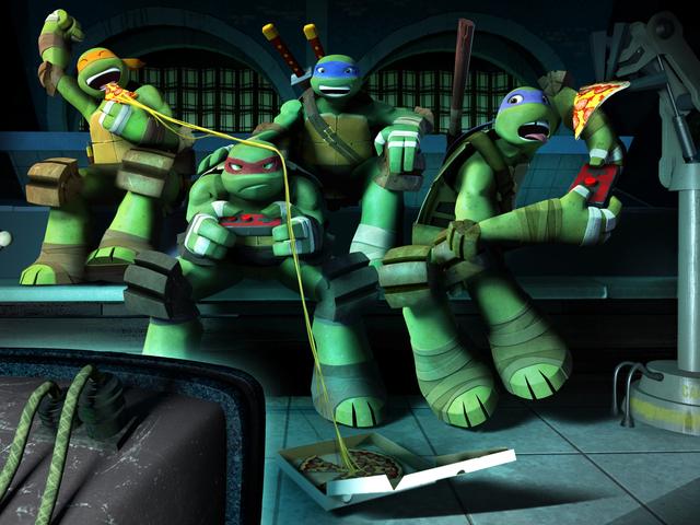 Teenage Mutant Ninja Turtles Is Getting A New Four Player Arcade Game