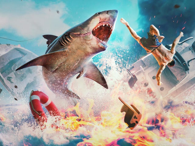 Shark Role-Playing Game Maneater Is Like Grand Theft Auto, Of All Things