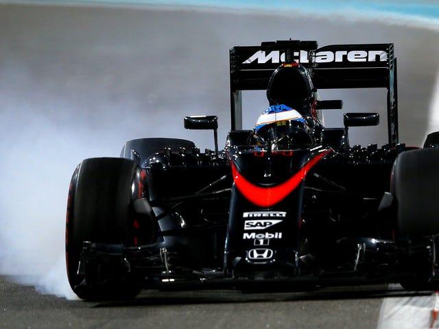 """Nej, Fernando Alonso antar antagligen inte en """"sabbatical"""", du dårar"""