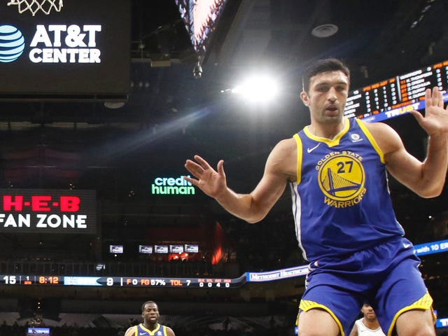 Maybe Just Get Zaza Pachulia The Fuck Out Of Here
