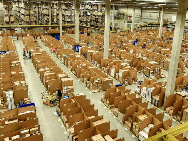 Report: Amazon Facing Antitrust Probe in the EU Over Its Use of Marketplace Merchant Data