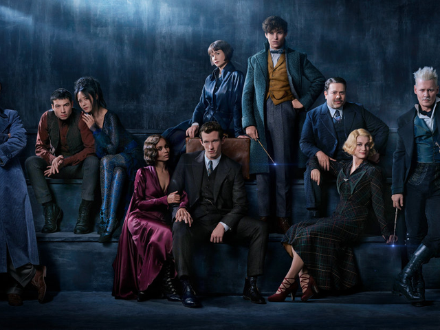 Fantastic Beasts 2 Has a New Name and a First Look at the Cast