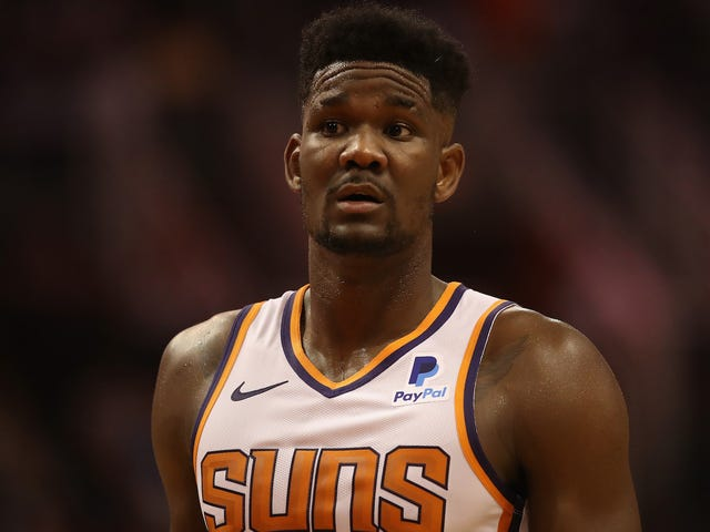DeAndre Ayton Is Good