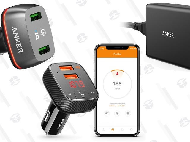 Amazon's Running Three Great Anker Deals For One Day Only