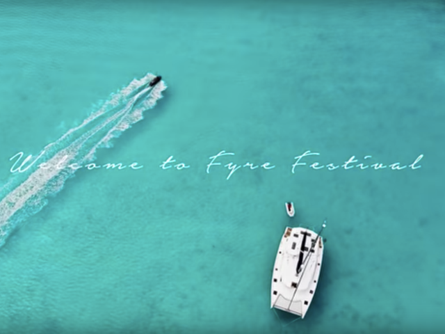 Get Ready for a Documentary About the Fucked Up Fyre Festival