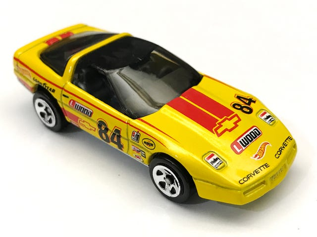 The Corvette Challenge Diecast I Never Knew I Wanted