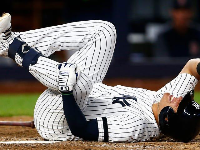 The Yankees Are Falling Apart Again