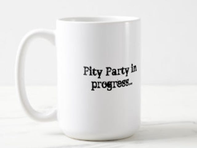 Tuesday OT, pity coffee edition