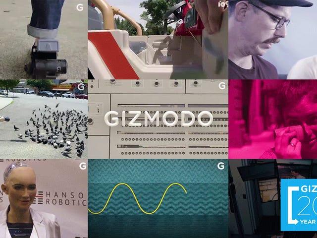 Video Gizmodo Kegemaran kami 2018