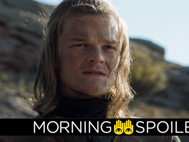 Amazons Herr der Ringe findet in einem jungen Ned Stark einen neuen Helden