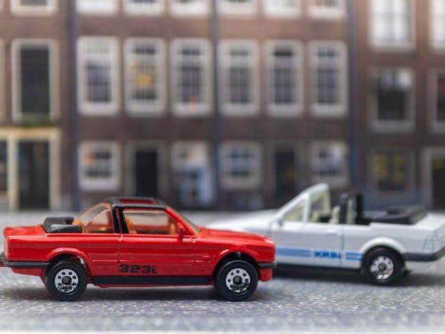 Droptop Dienstag: '80s Cabrios