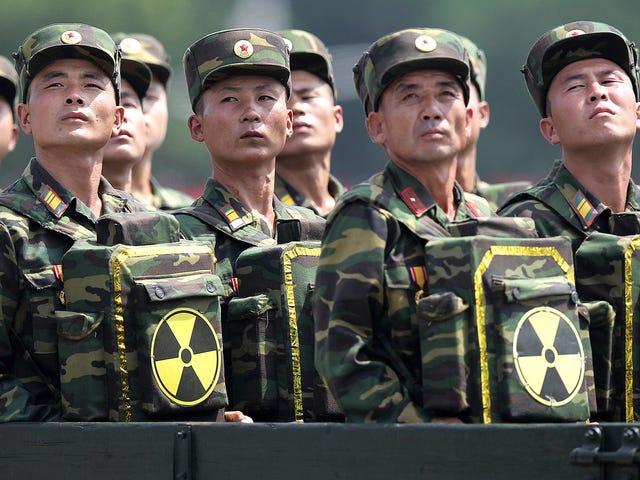 Vivre en Corée du Nord, il semble, peut être mauvais pour votre santé