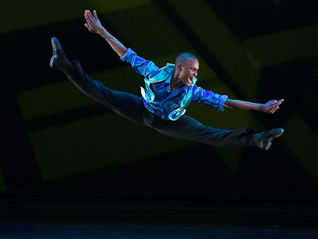 Alvin Ailey Dance Theater Kicks Off Its Spring Season With 'Spirit'
