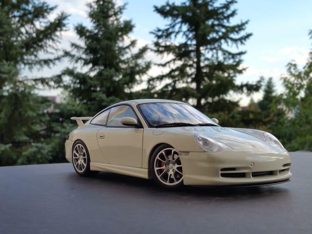 Czy ktoś powiedział 996 GT3?