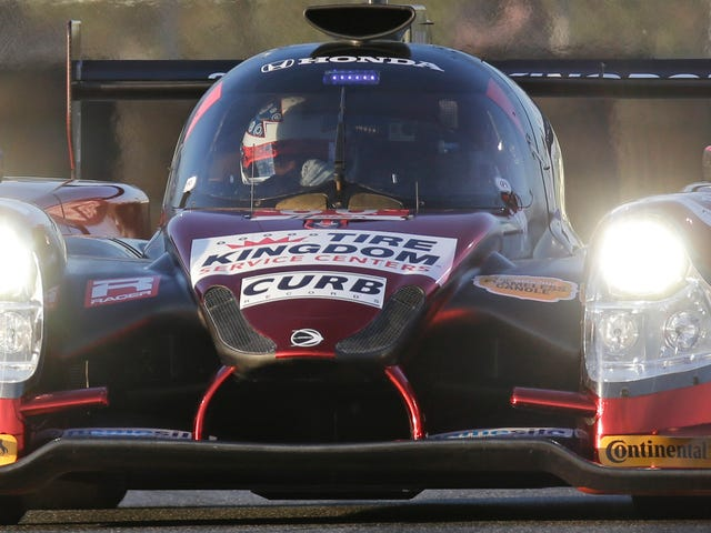Twin Turbo Honda V6 In A Carbon Fiber Chassis Gets Pole At Daytona