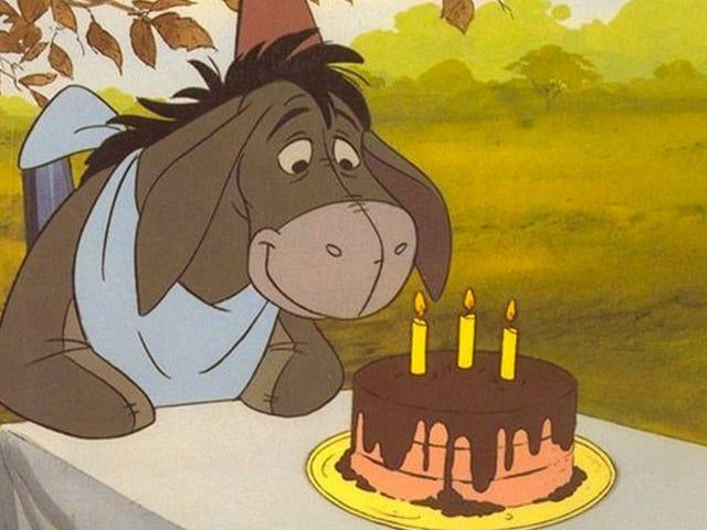 Anda Harus Merasakan Suka Hari Lahir Anda