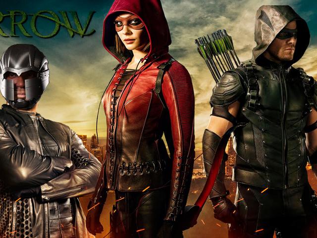 Arrow 4.11: A.W.O.L.
