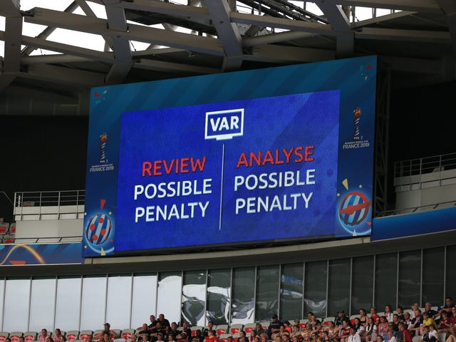 Even VAR Couldn't Ruin The Best Game Of The Women's World Cup
