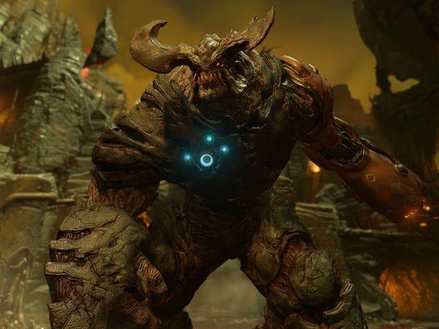Bethesda n&#39;envoie pas de copies de <i>Doom</i> des fins d&#39;examen rapide