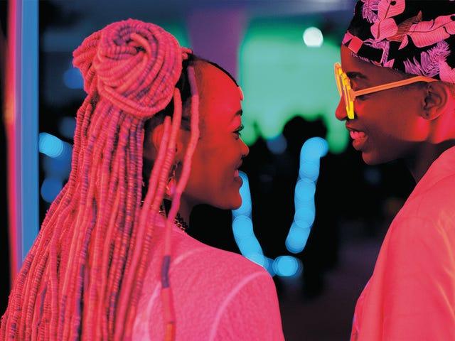 Romeo and Juliet are reborn in Kenya in the vibrant lesbian romance Rafiki