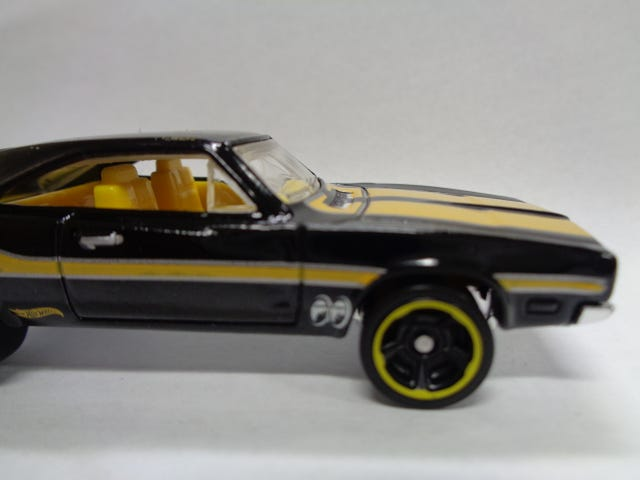 '69 DODGE CHARGER 500 - MOON LEVERING